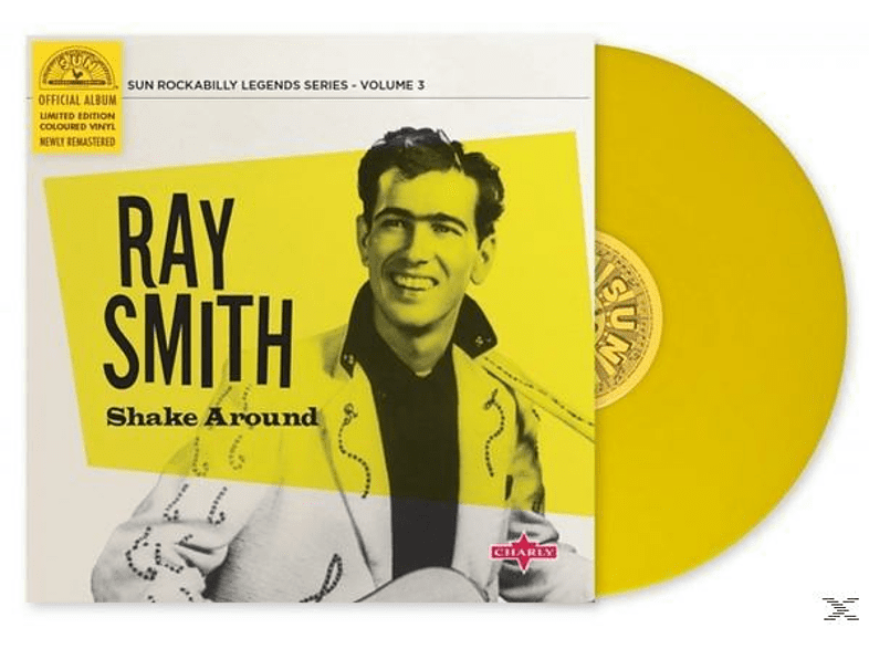 Ray Smith - Shake Around [EP (analog)]