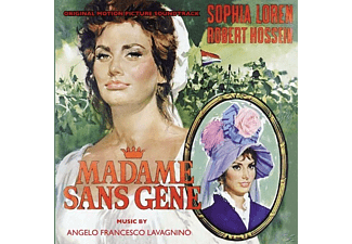 Angelo Francesco Lavagnino - Madame Sans-Gene - (CD)