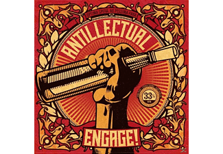 Antillectual - Engage! - (CD)