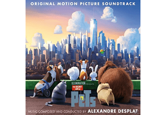 O.S.T. - Secret Life Of Pets (Alexandre Desp - (Vinyl)