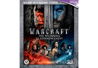 Warcraft - The Beginning (3D) | Blu-ray