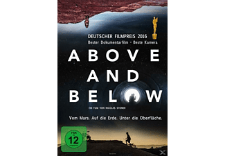 Above and Below - (DVD)