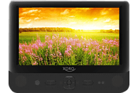 XORO HSD 9912 Tragbares DVD-Player Set, Schwarz