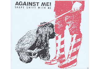 Against Me! - Shape Shift With Me - (CD)