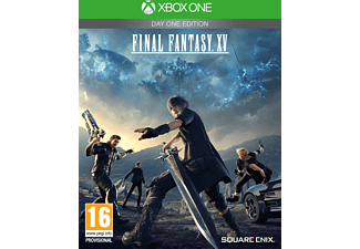 Final Fantasy XV (Day One Edition) | Xbox One