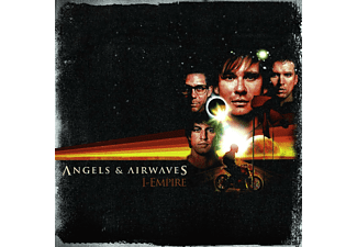 Angels And Airwaves I-Empire Pop CD