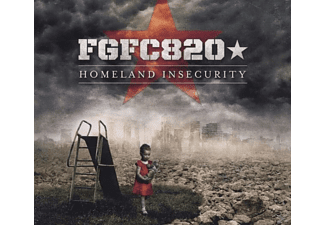 Fgfc820 - Homeland Insecurity - (CD)