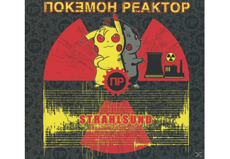 Pokemon Reaktor - Strahlsund - (CD)