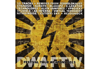 VARIOUS - Festival Tour Weapons 2013 - (CD)