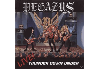 Pegazus - Live-Thunder Down Under - (CD)