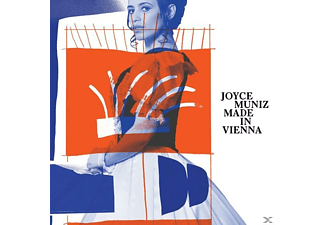 Joyce Muniz - Made In Vienna (CD+Download Card) - (CD)