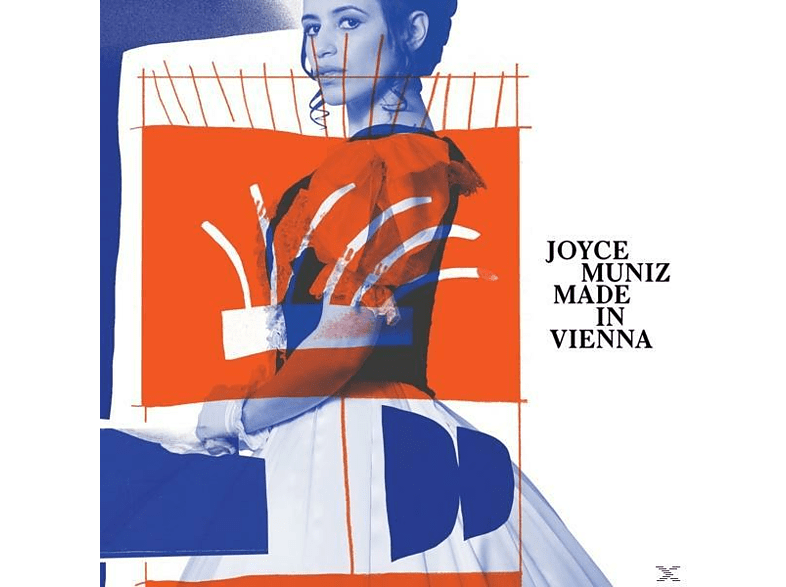 Joyce Muniz - Made In Vienna (CD+Download Card) [CD]