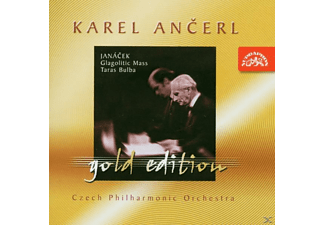 Karel/czech Philharmonic Or Ancerl, Karel/tp Ancerl - Ancerl Gold Ed.7:Taras Bulba/+ - (CD)