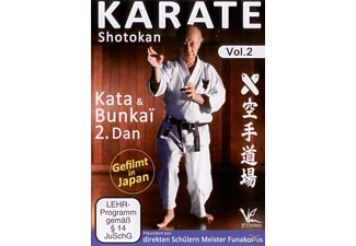Karate Shotokan Kata & Bunkai 2.Dan Vol.2 - (DVD)