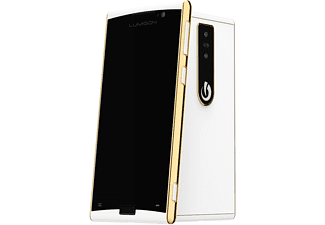 LUMIGON T3 128GB Dualsim White Gold