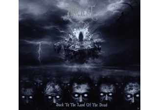 Ancient - Back To The Land Of The Dead (Ltd.Digipak) - (CD)