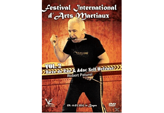 Festival International D'Arts Martiaux - (DVD)