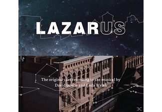 VARIOUS - Lazarus (Original Cast Recording) - (Vinyl)