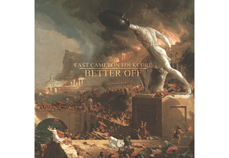 East Cameron Folkcore - Better Off - (CD)