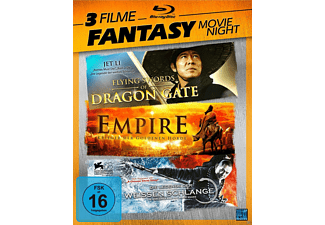 3 Filme Fantasy Movie Night - (Blu-ray)