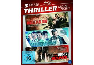 Thriller Movie Night 2 - (Blu-ray)