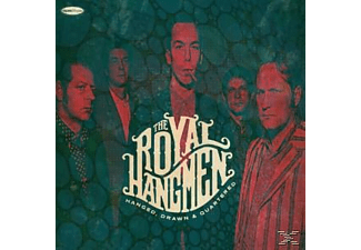 Royal Hangmen - Hanged,Drawn & Quartered - (LP + Download)