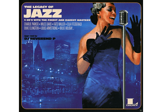 VARIOUS - The Legacy of Jazz - (CD)