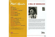 VARIOUS - Phils Spectre-A Wall Of Soundalikes (180 Gr.Red [Vinyl]