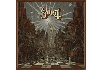 Ghost - Geistervater (EP) - (CD)