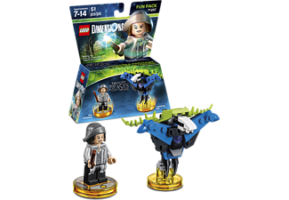 WARNER BROS GAMES. LEGO DIMENSIONS Fun Pack: Fantastic Beasts and Where to Find Them