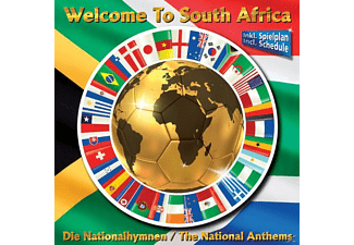 VARIOUS - Welcome To South Africa-Die Nationalhymnen - (CD)
