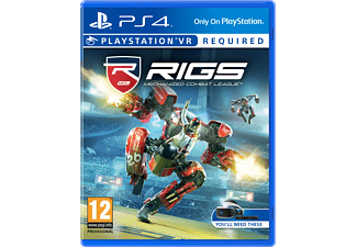 RIGS: Mechanized Combat League PlayStation 4