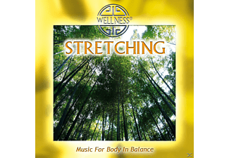 Fly - Stretching-Music For Body In Balance - (CD)