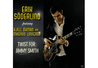 Erik Söderlind - Twist For Jimmy Smith - (CD)