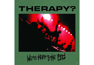 Therapy? - We're Here To The End - Live - (CD)