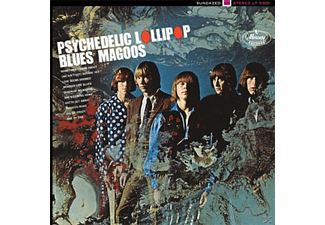 Blues Magoos - Psychedelic Pop-Limited Edition (1.000) [Limited Edition] - (CD)