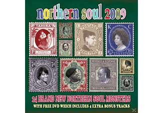 VARIOUS - Northern Soul 2009 - (CD)