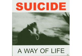 Suicide - A Way Of Live - (CD EXTRA/Enhanced)