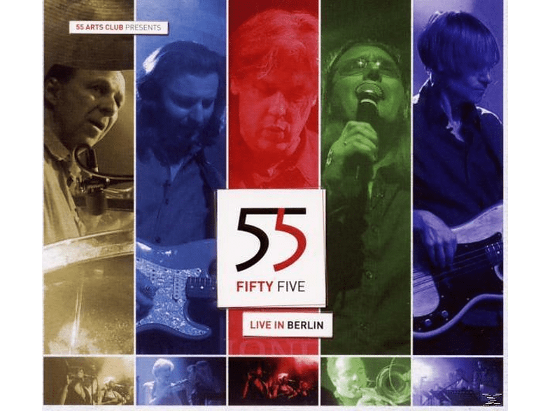 Fifty Five - 55 Live In Berlin [CD]
