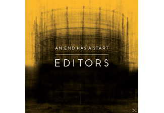 Editors - An End Has A Start - (Vinyl)