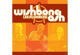 Wishbone Ash - Live In Hamburg - (CD)