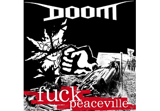 Doom - Fuck Peaceville (Re-Issue) - (CD)