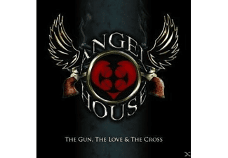 Angel House - The Gun, The Love And The Cross - (CD)