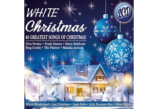 VARIOUS - White Christmas - (CD)