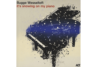 Bugge Wesseltoft - It's Snowing On My Piano - (Vinyl)
