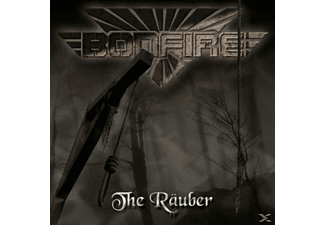 Bonfire - THE RÄUBER - (CD)