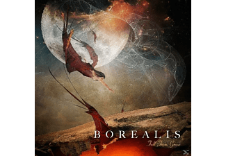 Borealis - Fall From Grace - (CD)