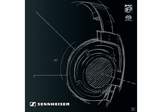 VARIOUS - Sennheiser Hd 800 - Crafted For Perfection [CD]
