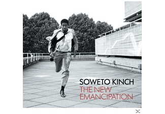 Soweto Kinch - The New Emancipation - (CD)