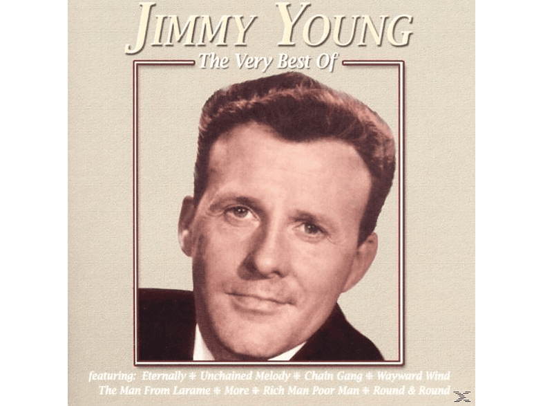 Jimmy Young - The Very Best Of [CD]